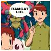 digimon → izumi; ramcat!