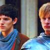 [Merlin] Half.