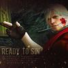 DANTE Ready to sin