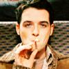 Luka smoking